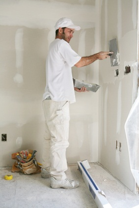 Drywall repair in Rancho Cucamonga, CA by R.E. Temple Painting.